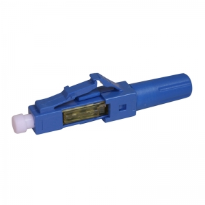 FO pistik singlemode LC 2mm tööriistavaba