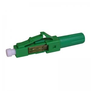 FO pistik singlemode LC/APC 2mm tööriistavaba