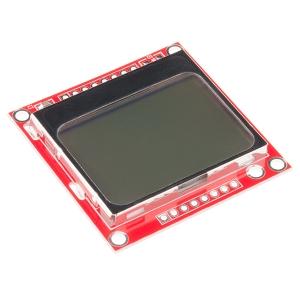 Nokia 3310/5110 LCD graafiline displei, 84x84