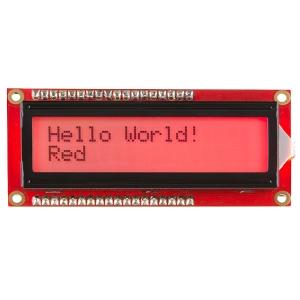 LCD maartiksdisplei 16x2, RGB taustvalgusega, positiiv, 5V