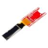 TeensyView - 128x32 OLED displeimoodul