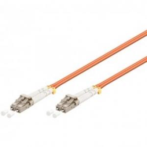 FO jätkukaabel multimode LC-LC duplex OM2 (50/125) 10.0m