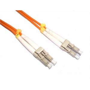 FO jätkukaabel multimode LC-LC duplex OM2 (50/125) 1.0m