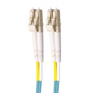 FO jätkukaabel multimode LC-LC duplex OM3 (50/125) 1.0m