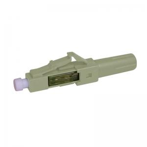 FO pistik multimode LC OM3 2mm tööriistavaba