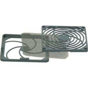 Ventilaatorikaitse 60x60mm, plast+filter
