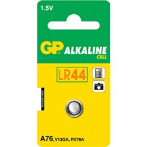Kellapatarei 1,5V 11,6x5,4mm LR44 Alkaline