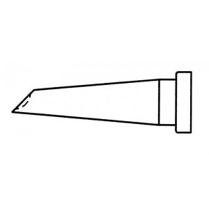 Kolviots LT-GW nõgus 2,3x3,2mm  45°