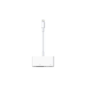 Konverter Lightning (M) > VGA (F) + Lightning (F) laadimiseks (Apple Inc originaal)