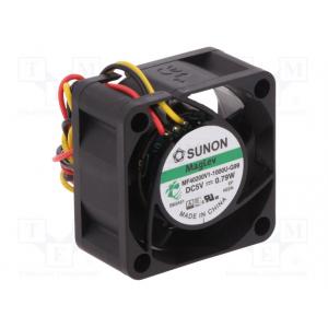 Ventilaator SUNON 5VDC 40x40x20mm DC5V 15,04m3/h...