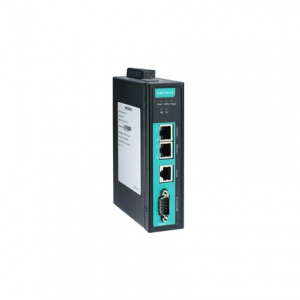 1-portiga Modbus RTU/ASCII/TCP/IEC 101-to-IEC 104 gateways, -40 to 75°C