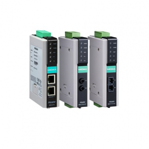 Modbus Serial to Ethernet Gateway, 1 port, 12-48 VDC, 2 KV isolatsiooniga IEX, -40 kuni 75°C