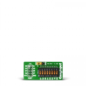 EasyInput Board - 8-bit lülitimoodul