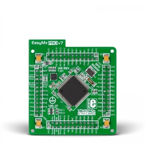 EasyMx PRO v7 ETH - STM32F107VCT6 mikrokontrolleri moodul