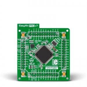 EasyMx PRO v7 ETH - STM32F407VGT6 mikrokontrolleri moodul