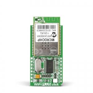 WiFi Plus Click - MRF24WB0MA  WiFi moodul