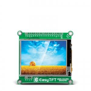 EasyTFT displei 2.8´´ 320x240px, puutetundlik