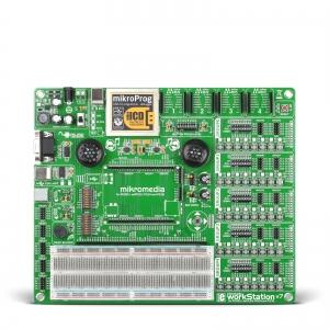 workStation v7 - mikromedia displeide arendusplatvorm