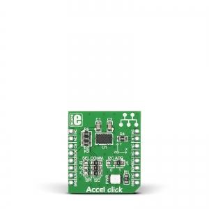 Accel click - ADXL345 kiirendusanduri moodul