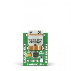 THERMO click - MAX31855K K-tüüpi termopaari võimendi moodul