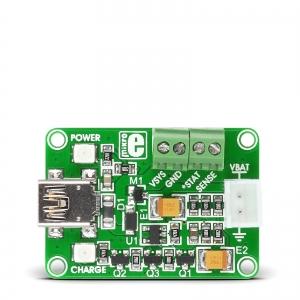 VOLT Smart USB - MCP73832 Li-Po/Li-Ion akulaadija moodul