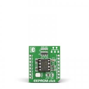EEPROM Click - 8K EEPROM mälumoodul