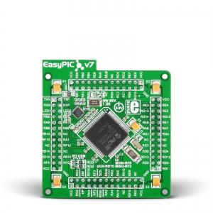 EasyPIC FUSION v7 ETH - PIC32MX795F512L mikrokontrolleri moodul