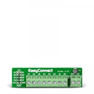 EasyConnect Board - kruviklemmidega adapterplaat
