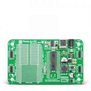 Ready for PIC - stardiplatvorm 8-bit PIC18F25K22 mikrokontrolleriga