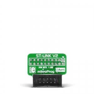 mikroProg - ST-Link v2 adapter