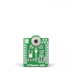 IrThermo click 3.3V - MLX90614 infrapuna termomeetri moodul