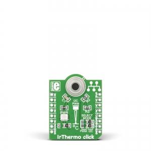 IrThermo click 5V - MLX90614 infrapuna termomeetri moodul