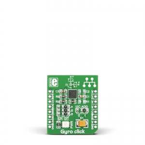 GYRO click - L3GD20 güroskoop anduri moodul
