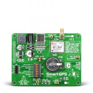 SmartGPS - LEA-6S GPS arendusplatvorm