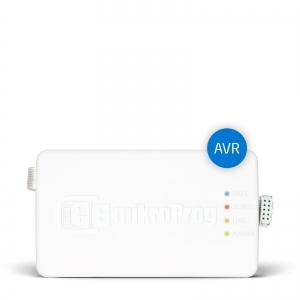 mikroProg™ programmaator AVR mikrokontrollerile
