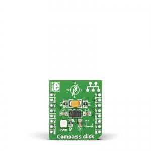 Compass click - LSM303DLHC kompassi moodul