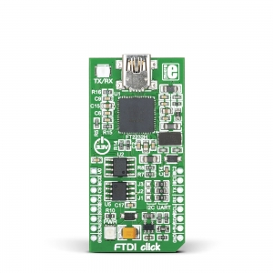 FTDI click - FT232H jadaliidese adapter