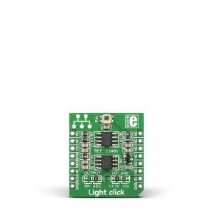 Light click - PD15-22CTR8 valgustugevuse anduri moodul