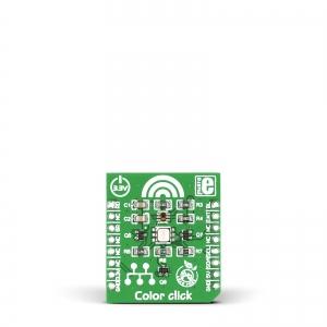 Color click - TCS3471 RGB valgusanduri moodul