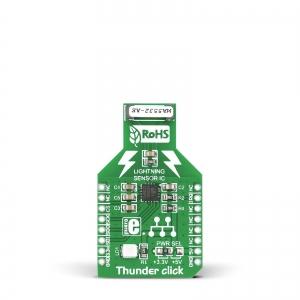 Thunder click - AS3935 äikese anduri moodul