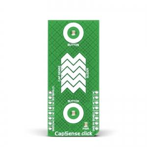 CapSense click - mahtuvusanduri moodul