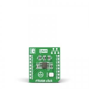 FRAM click - 256K FRAM mälumoodul