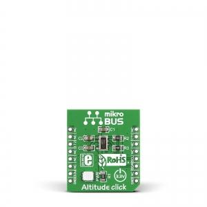 Altitude click - MPL3115A2 õhurõhu andur