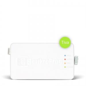 mikroProg™ programmaator Tiva C mikrokontrollerile