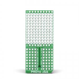 PROTO click - mikroBUS makettplaat