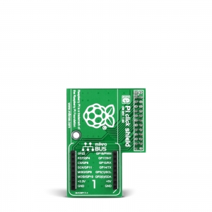 Pi click shield - Raspberry adapter click moodulile