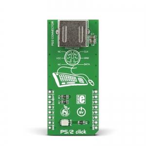 PS/2 click - jadaliidese adapter klaviatuurile/hiirele
