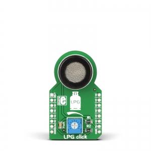 LPG click - MQ-5 LPG vedelgaasi anduri moodul