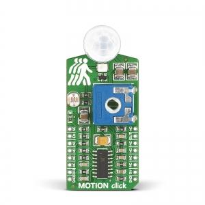 MOTION click - PIR500B liikumisanduri moodul