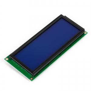 LCD maartiksdisplei 4x20, suured sümbolid, sinine taustvalgus
